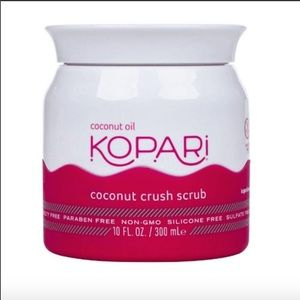 Kopari Coconut Oil Crush Body Scrub NEW